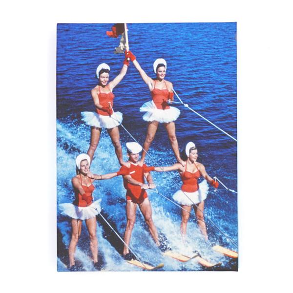 H.H. Bennett Water Ski Pyramid Journal