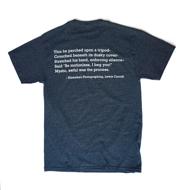 H.H. Bennett Cameraman T-Shirt - Charcoal