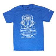 H.H. Bennett Logo T-Shirt - Royal Blue