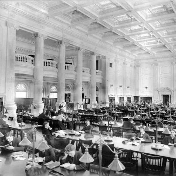 WHS Reading Room