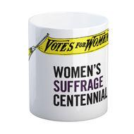 Suffragist Votes For Women Mug