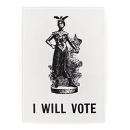 I WIll Vote Magnet