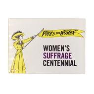 Suffrage Centennial Magnet