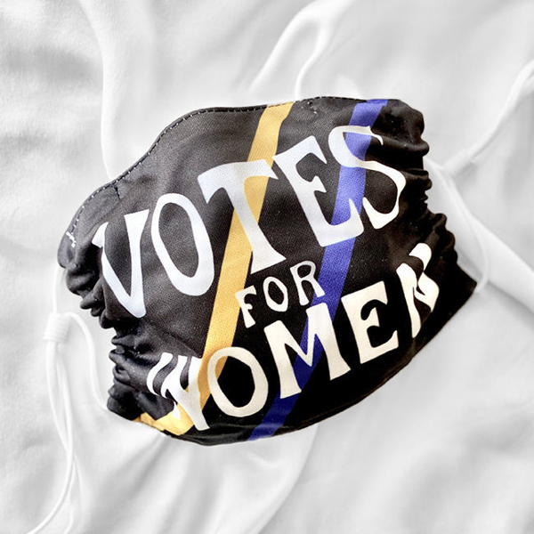 Votes For Women Face Mask