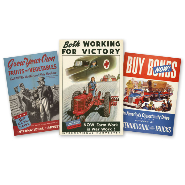 Picture of Historic WWII Posters