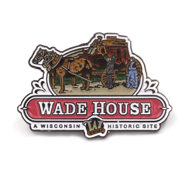 Wade House Lapel Pin