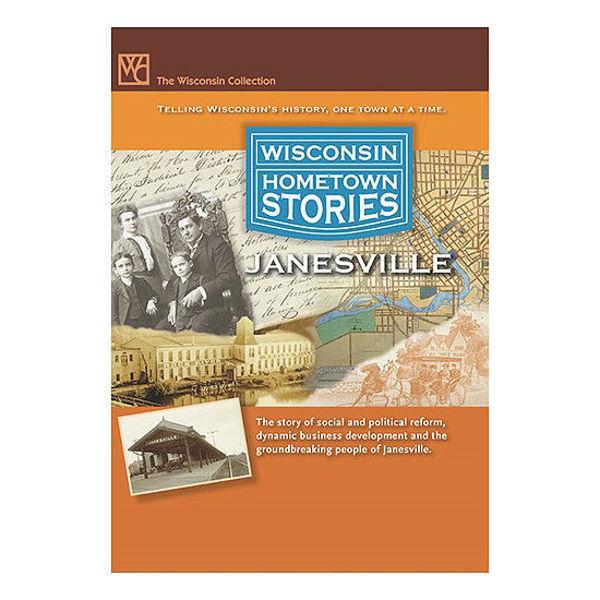 Wisconsin Hometown Stories: Janesville DVD