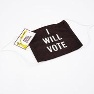 I Will Vote Mask