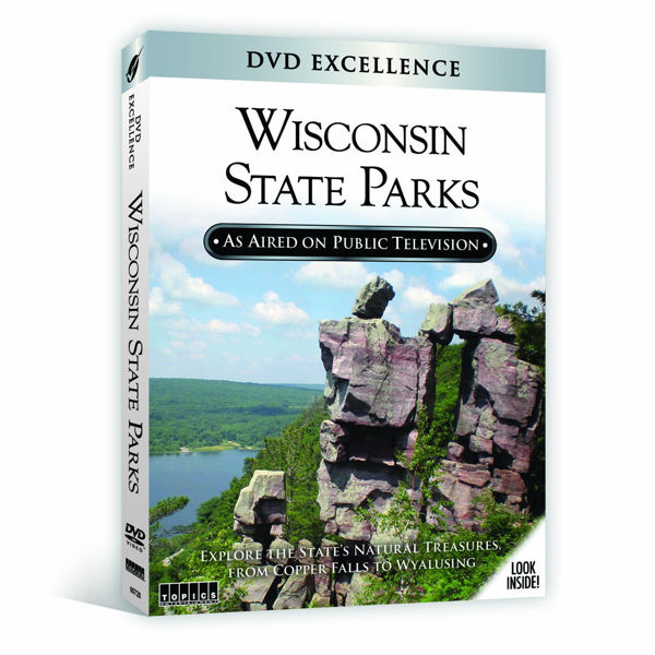 Wisconsin State Parks DVD