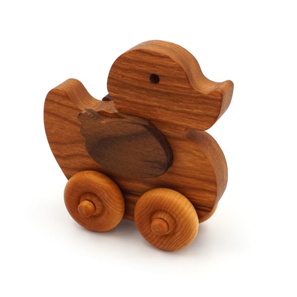 Wood Duck Toy