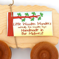 Little Wooden Wonders Tag