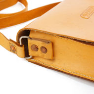 Leather Crossbody Bag Detail