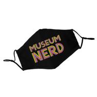 Museum Nerd Face Mask