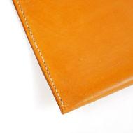 OWW Hand Tooled Leather Portfolio
