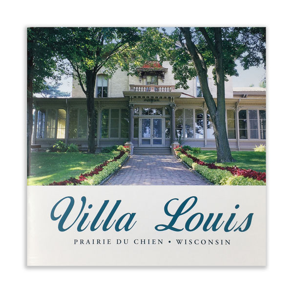 Villa Louis Booklet