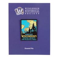 Conserve Wisconsin  Lapel Pin