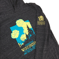 Conservation Hoodie Detail