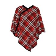 Women's Knit Poncho