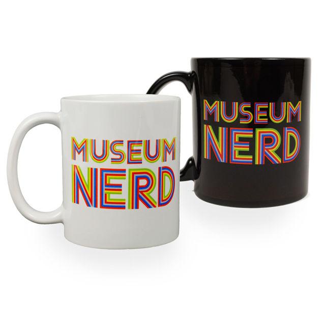 museum nerd mugs
