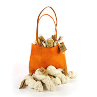 Leather Tote Yarn
