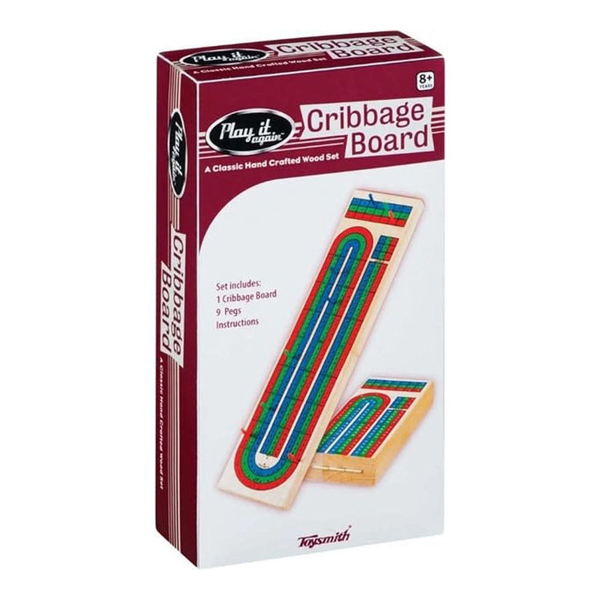Folding Cribbage Board