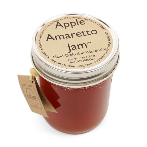 Apple Amaretto Jam