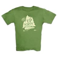 Up North Shirt - Green