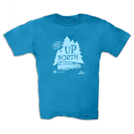Up North Shirt - Blue