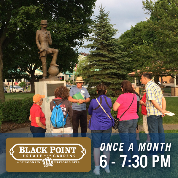 Black Point Estate & Gardens, once a month, 6 - 7:30pm