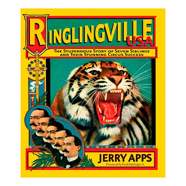 Picture of Ringlingville USA   Hardcover Edition