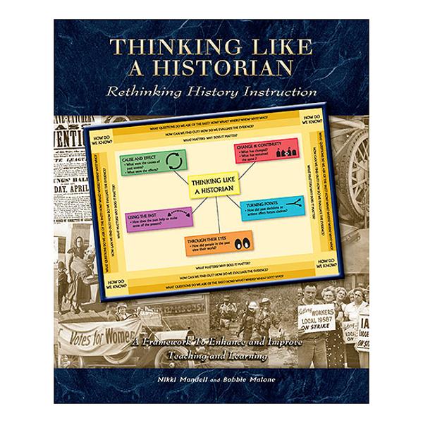 Thinking Like a Historian Book