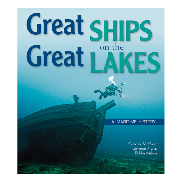 Picture of Great Ships on the Great Lakes: A Maritime History
