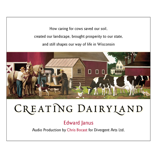 Picture of Creating Dairyland | Audio Book