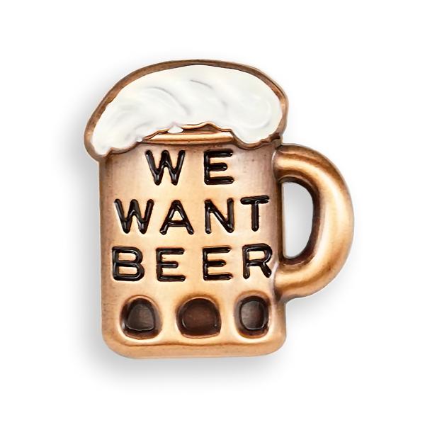 OWW Beer Pin