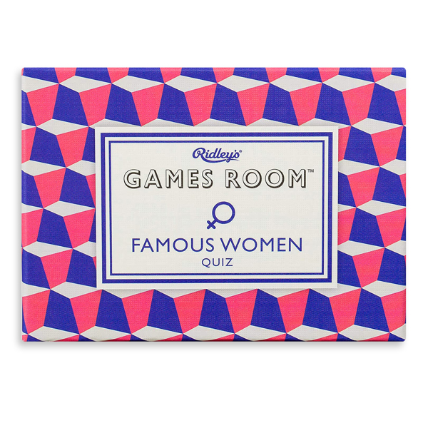 Famous Women Quiz Game