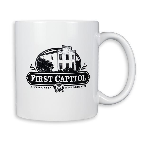 First Capitol Coffee Mug