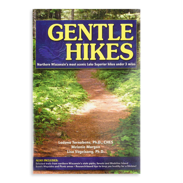 Gentle Hikes - Cover