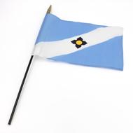 Mini Madison Flag
