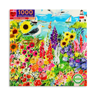 Picture of Seagull Garden Puzzle - 1000 Pieces
